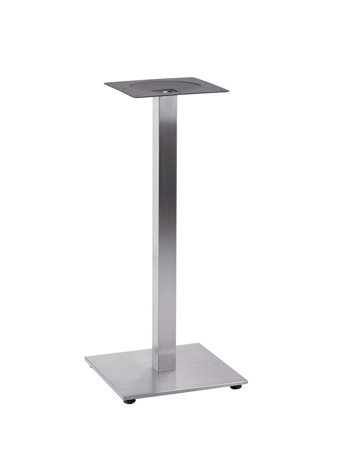 Tetra inox high table leg