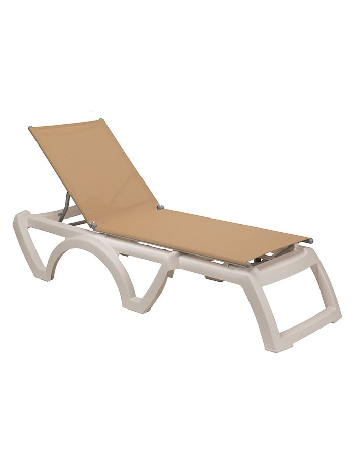 Jamaica Beach sun lounger
