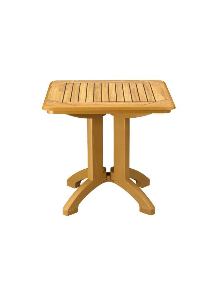 Aquaba table 80x80