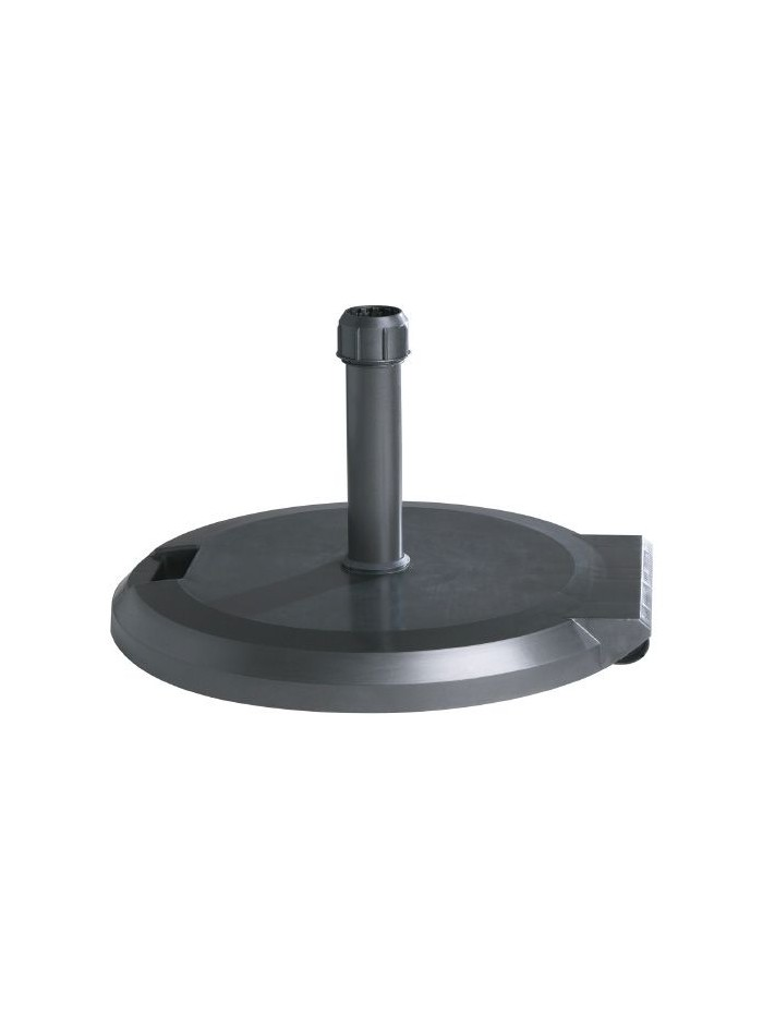 Wheels and handle parasol base 38 Kg