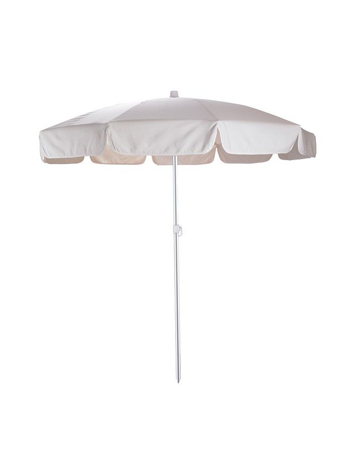 Pool parasol ø 180 - Lacquered steel